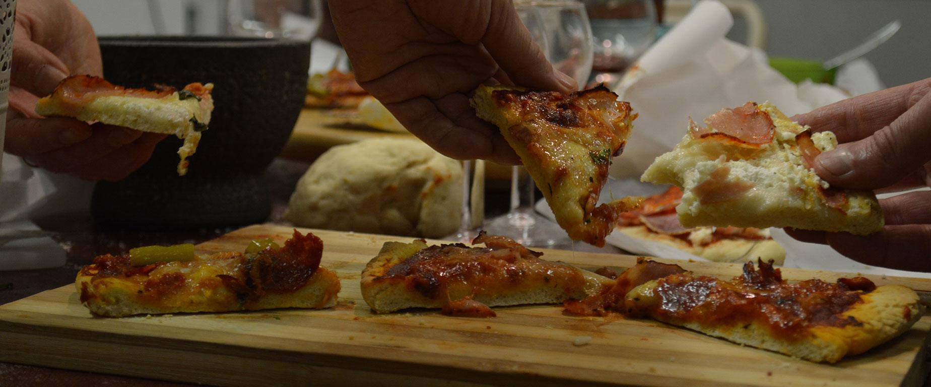 Eredeti olasz pizza és tésztakészítő kurzus ajándékutalvány