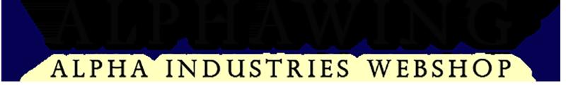 Alphawing Alpa Industries Webshop