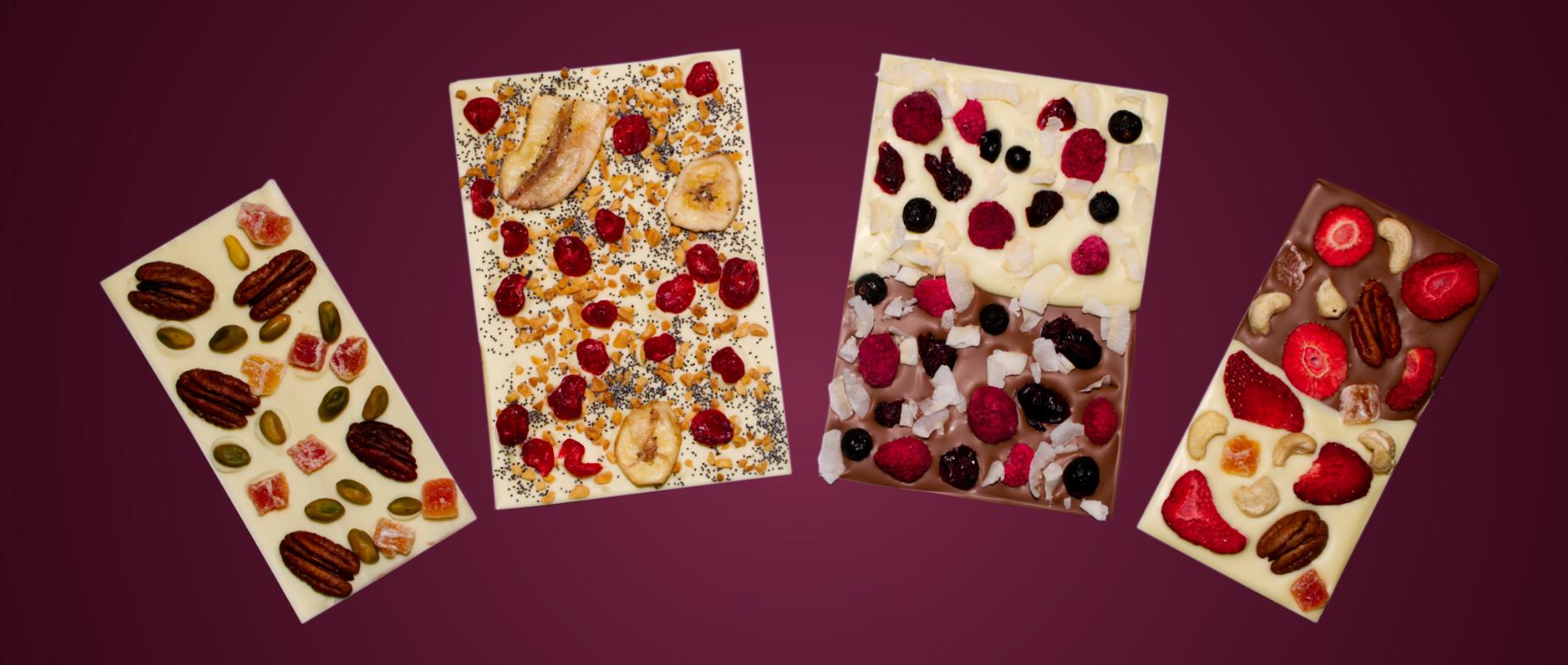 Kézműves táblás csokoládékészítő kurzus ajándékutalvány