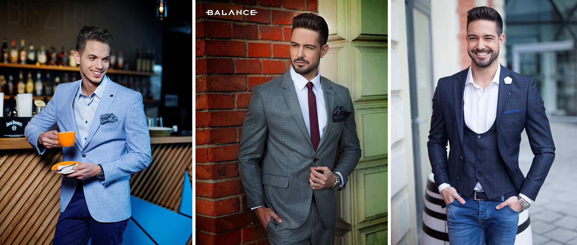 Balance férfi divatáru ajándékutalvány