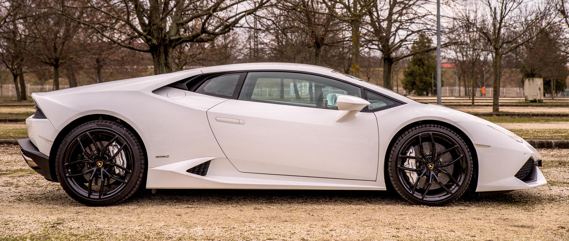 Lamborghini Huracan LP610-4 élményvezetés