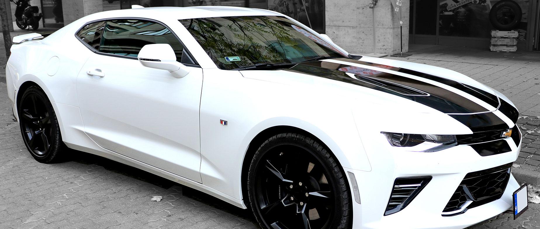 Chevrolet Camaro élményvezetés DRX Ringen