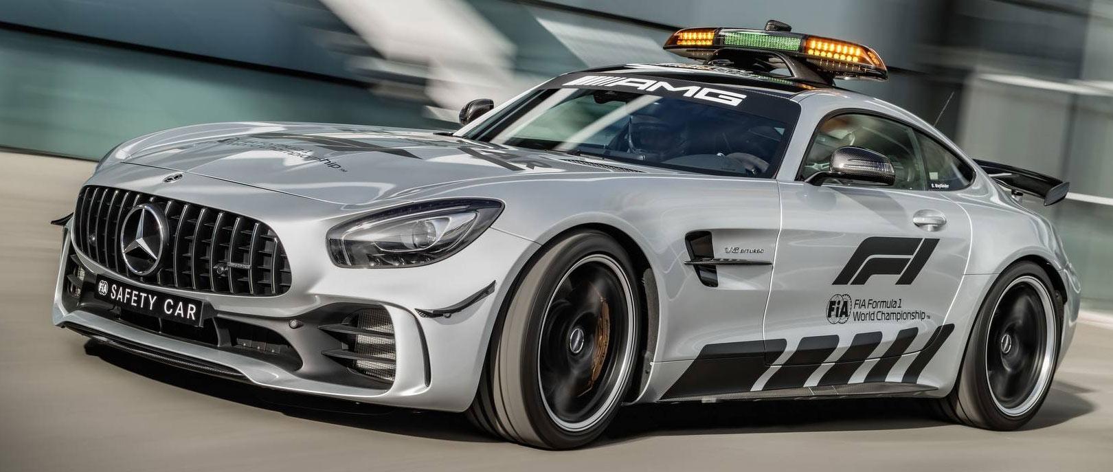 Mercedes AMG GT-R élményautózás DRX Ringen