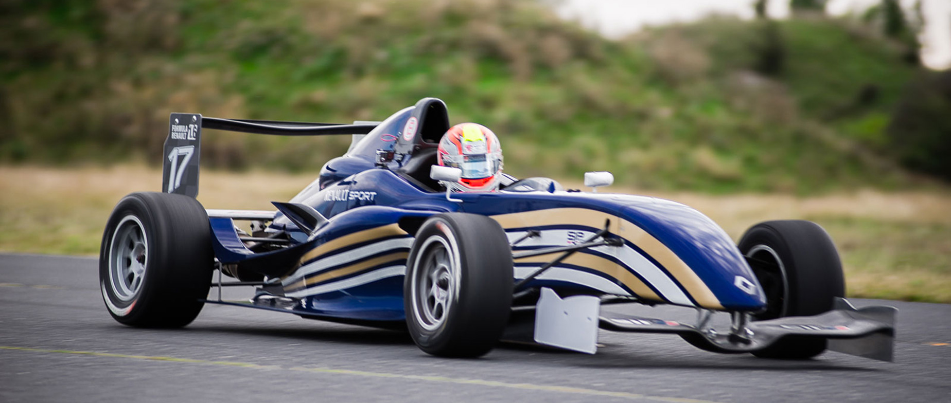 Forma Renault élményvezetés DRX ringen