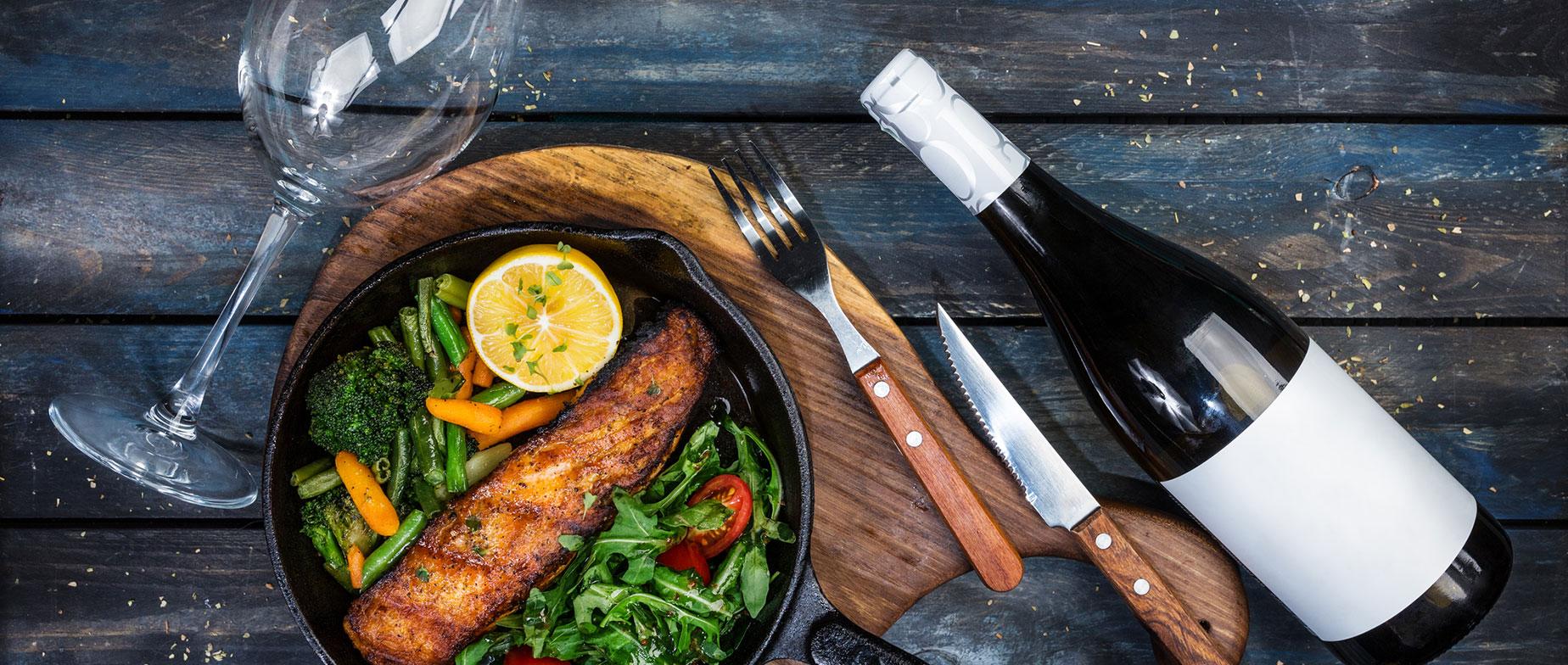 Alap étel- és borpárosítások tanfolyam