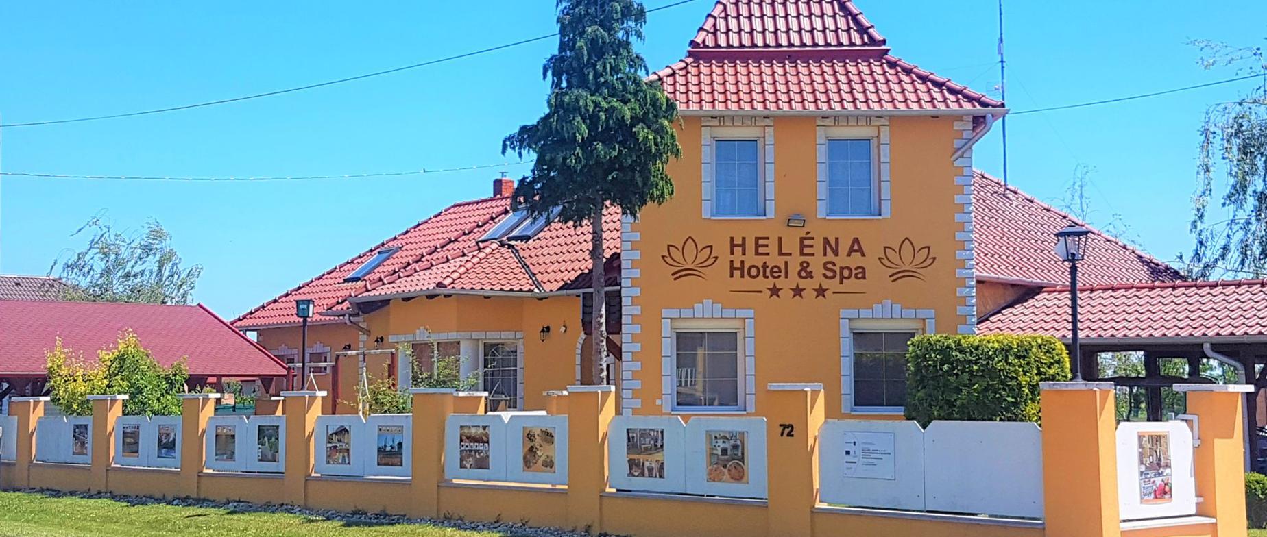 Pihenés a Heléna Hotel & Spa-ban