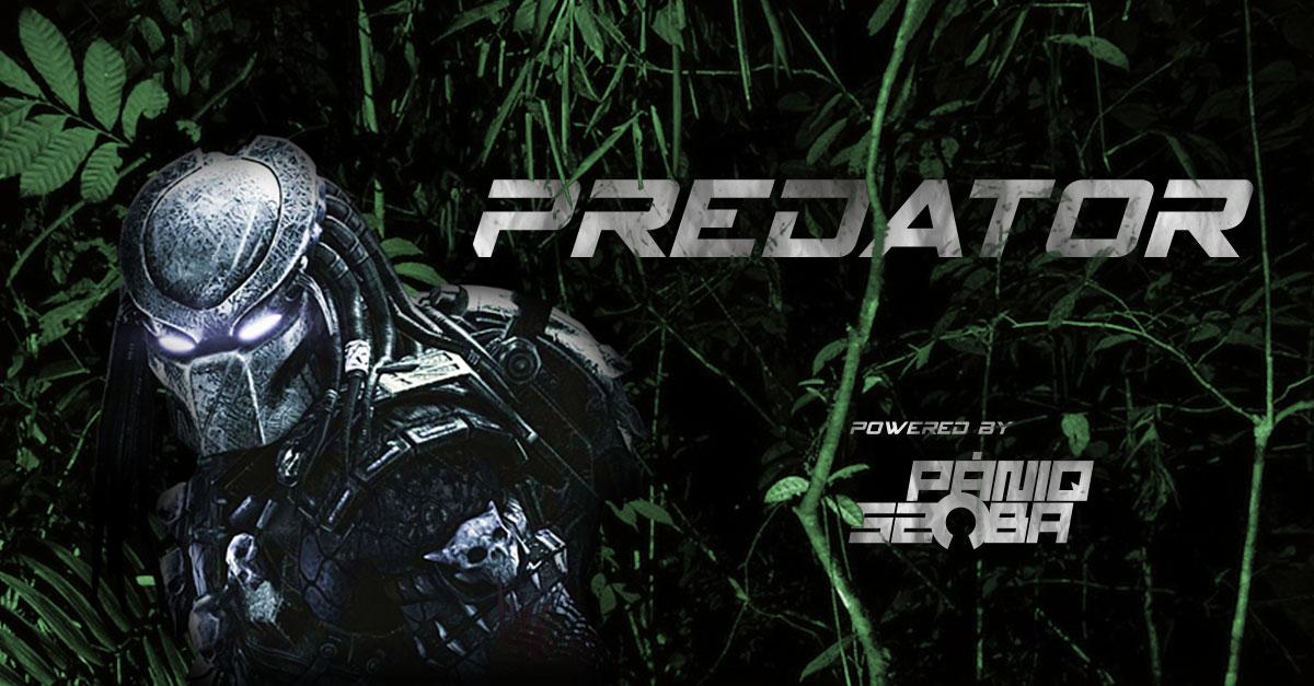 Predator - Ragadozó szabadulószoba