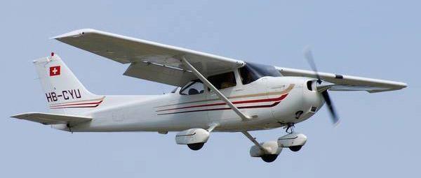 Sétarepülés Cessna C172-vel