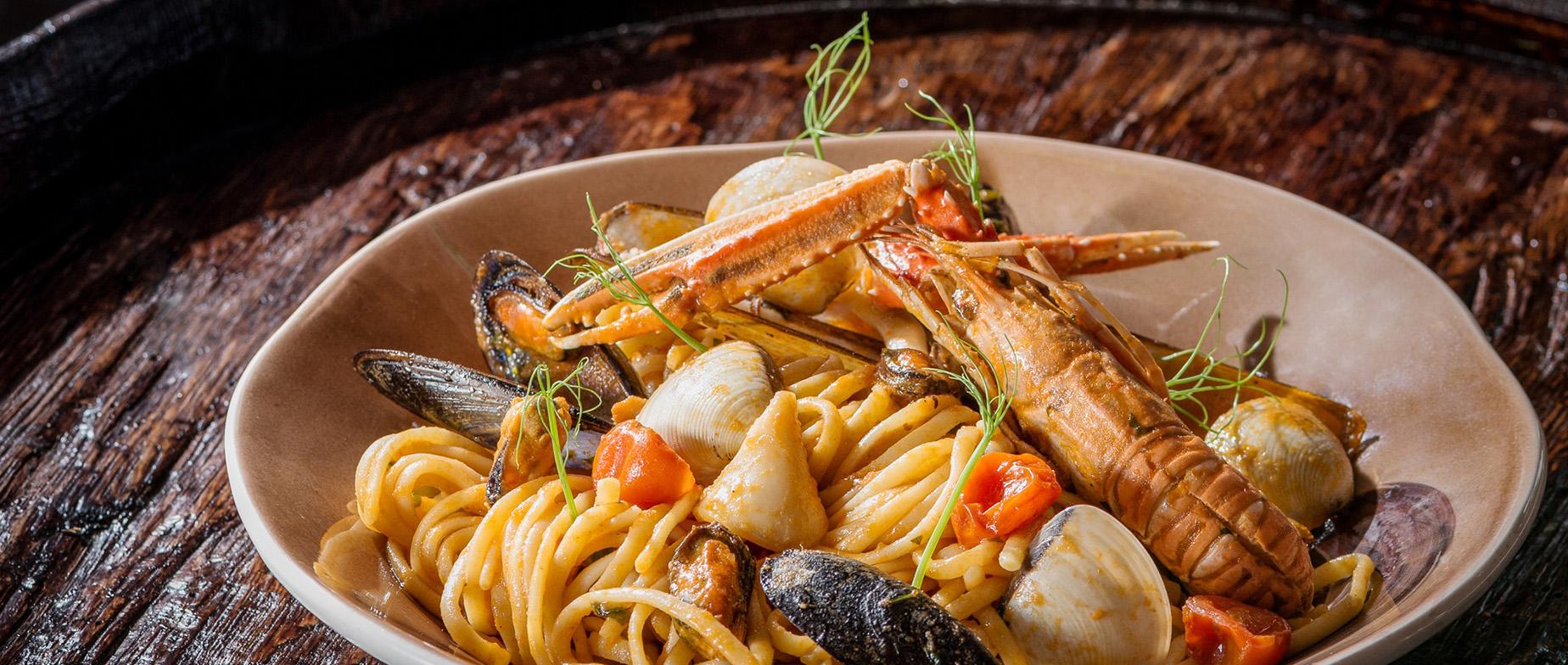 Spoon il Mercato eredeti olasz étterem, Balatonakarattya ajándékkártya