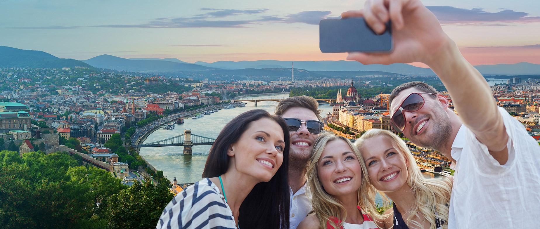 Élményajándék csomag Budapestre