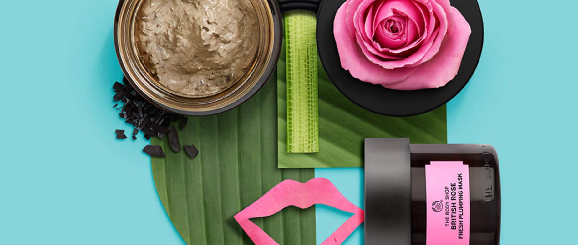 The Body Shop természetes kozmetikumok ajándékutalvány
